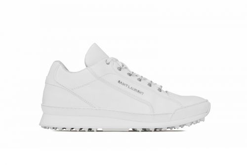 """Saint Laurent Joins Chunky Shoe Trend With the """"JUMP"""" Sneaker"""