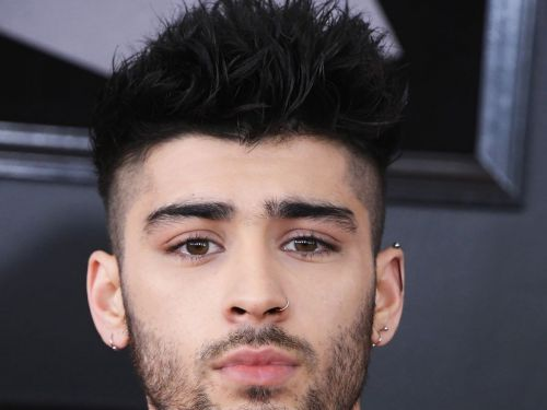 Zayn Malik Is Now A Full-Blown Blonde