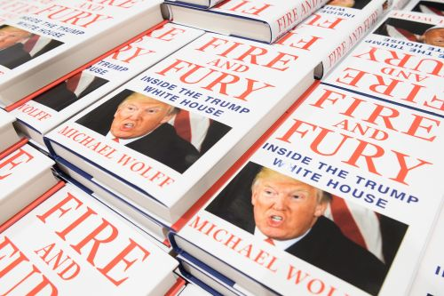 'Fire and Fury' will be made into a TV series