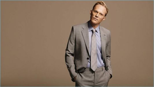 Paul Bettany Suits Up for Mr Porter, Talks 'Solo: A Star Wars Story'