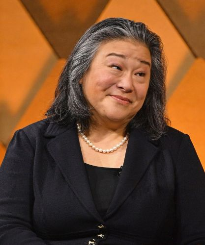 Time's Up's New President & CEO Tina Tchen Has Big Plans