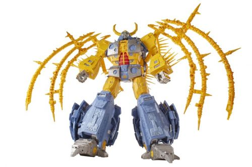 Hasbro Launches Crowdfunding for Massive Transformers: War for Cybertron Unicron Figure