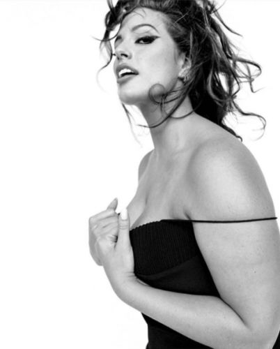 You Have To See These Gorgeous, Unretouched Photos Of Ashley Graham