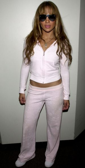 "J.Lo Reveals Why This 2001 Juicy Couture Outfit ""Shocked Everyone"""