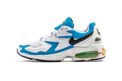 Nike Set to Bring Back Its Coveted Air Max2 Light Silhouette