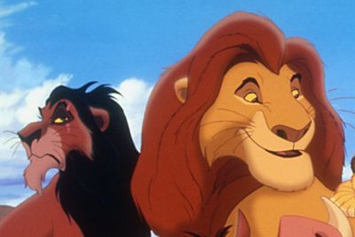 'Lion King' director reveals major secret about Scar and Mufasa