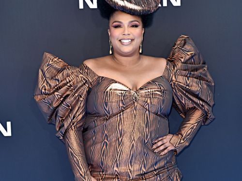 Lizzo Rocked Her Natural Hair To The BET Awards