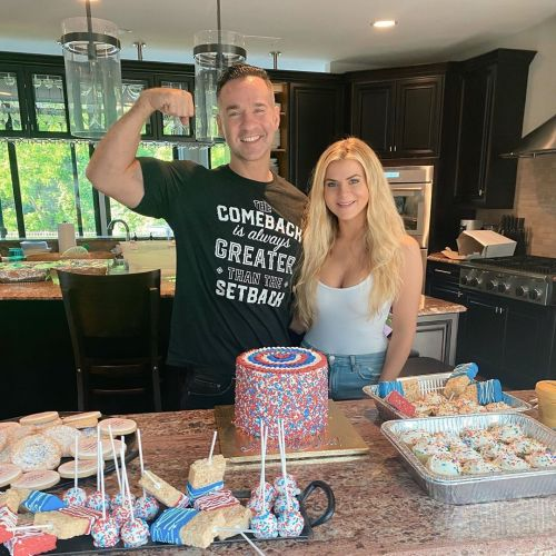 Jersey Shore's Lauren Sorrentino Gives an Update on 'Dream Home' With Husband Mike 'The Situation'