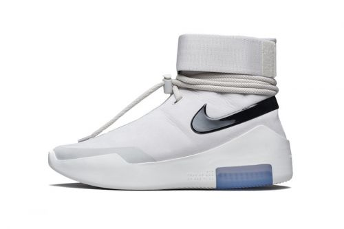 """Nike Fear of God """"Shoot Around"""" in """"Light Bone"""" Coming Next Month"""
