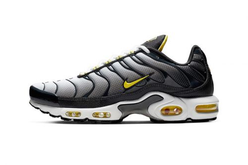 "Nike Electrifies Its Air Max Plus With ""Bumble Bee"" Colorway"
