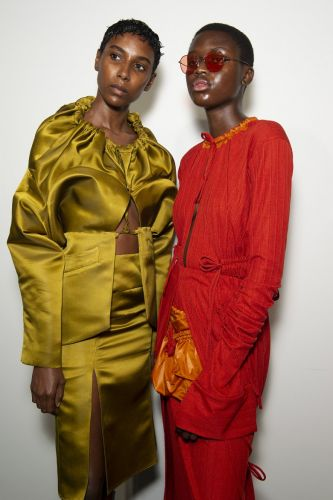 Richard Malone: Ready-to-Wear SS19