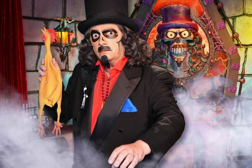 TV host 'Svengoolie' is ready to camp up your Halloween horror