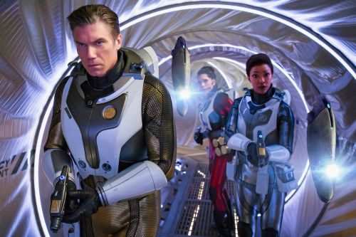 'Star Trek: Discovery' ramps up humor in return to roots