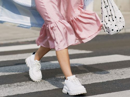 Warning: Experts Think This Shoe Trend Is About to Start Dying