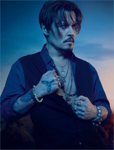 Johnny Depp Stars in New Dior Sauvage Fragrance Campaign
