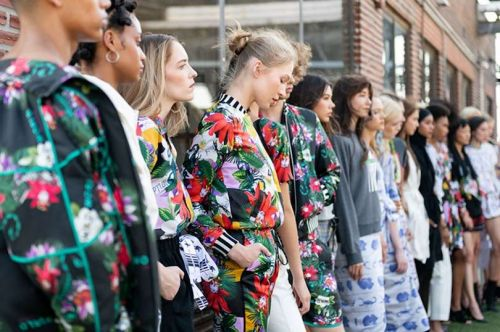 The art and fashion world collide for Air Atelier NYFW show