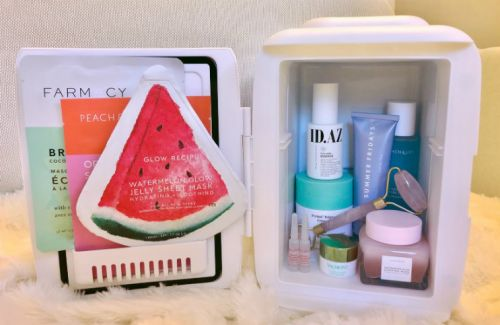 Here's Why Everyone Needs A SkinCareFridge