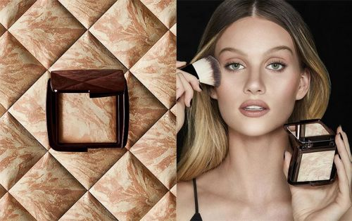 Hourglass Ambient Lighting Infinity Powder + Unlocked Mascara Now Available