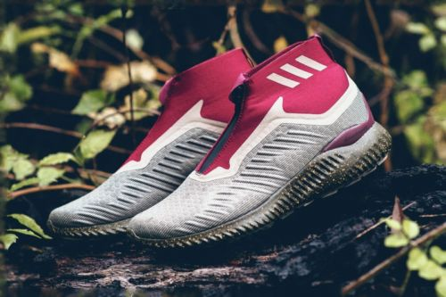 The adidas AlphaBounce Zip Gets a Collegiate Burgundy Wrap Release