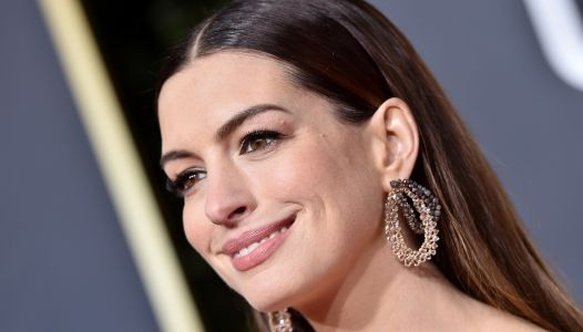 Anne Hathaway Is Giving Up Drinking for Her Son: 'I Don't Totally Love the Way I do It'