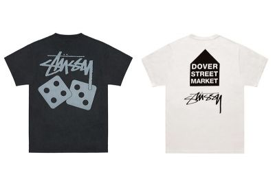 An Official Look at Stüssy's T-Shirt Retrospective Collection