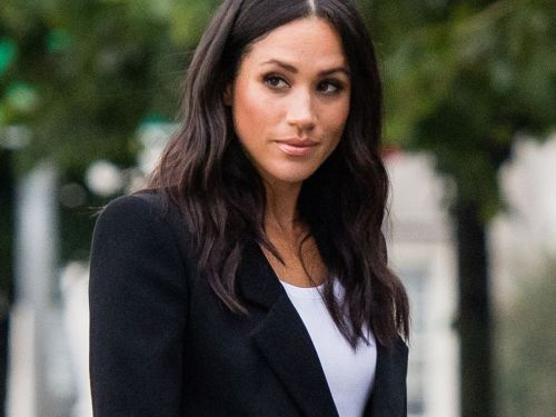 Meghan Markle Continues To Ruffle Royal Feathers By Talking Politics