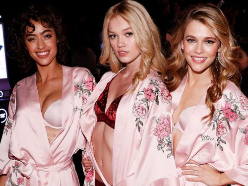 The Makeup At The 2018 Victoria's Secret Show Will Be Sexier Than Ever