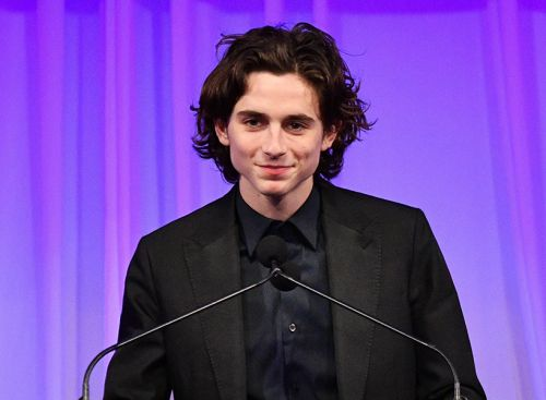 Timothée Chalamet Joins the Stars *Finally* Speaking Out Against Woody Allen