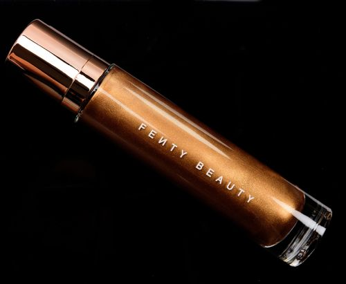 Fenty Beauty Brown Sugar Body Lava Body Luminizer Review, Photos, Swatches