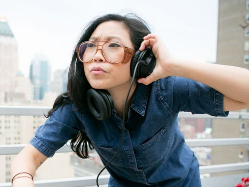 Awkwafina On How to Throw A Rooftop Party On A Budget