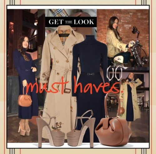 My Look: Must-Haves