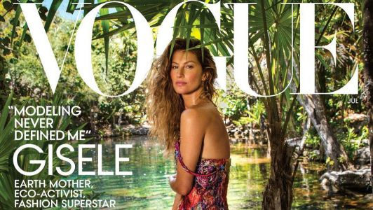 Must Read: Gisele Covers 'Vogue''s July Issue, Sources Say Bottega Veneta May Be Eyeing Craig Green and Phoebe Philo