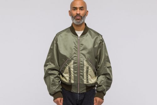 Maison Margiela's Classic Bomber Jacket Rendition Is Now Available for $1,940 USD