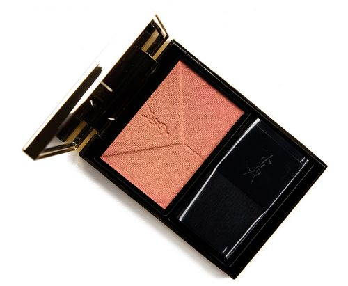 YSL Corail Rive Gauche Couture Blush Review & Swatches
