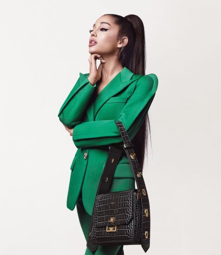 Ariana Grande's campaign for Givenchy is here