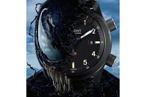 Bremont Crafts U-2/51-JET Watch for Eddie Brock in 'VENOM'