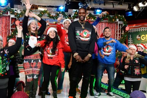 2 Chainz Puts Walmart on Blast for Selling Dabbin' Santa Sweaters Without Permission
