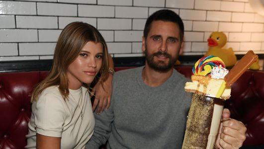 Scott Disick Could Propose To Sofia Richie 'Any Day Now' And We're Freaking TF Out