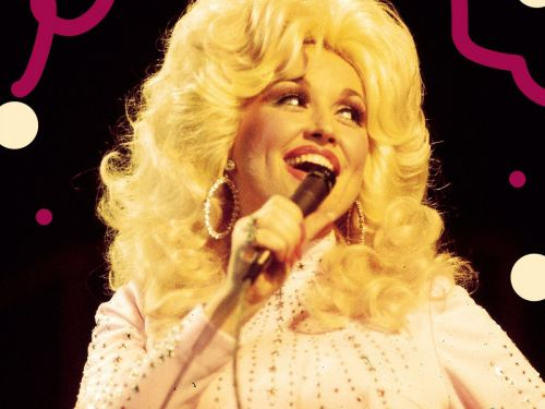 Dolly Parton's Hair Has Always Been Epic - & Here's Proof