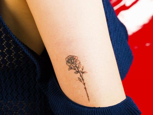 The Spring-Friendly Flower Tattoos You Should Get This Season