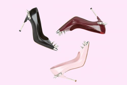Ten Loves: Alexander McQueen Punk Pumps