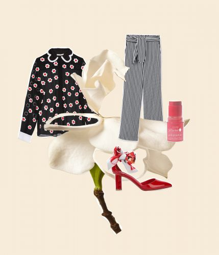 The Coolest Ways to Wear Florals for Spring