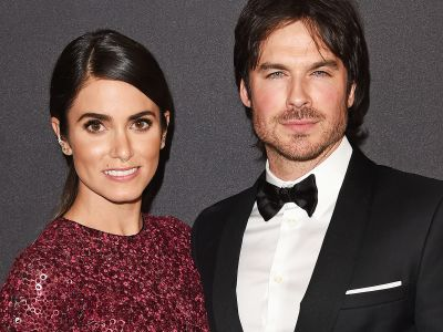 Ian Somerhalder Broke His Vow Of Silence To Post A Sweet Message To Wife Nikki Reed