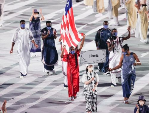 Why Simone Biles Didn't Walk in the Tokyo Olympics Opening Ceremony