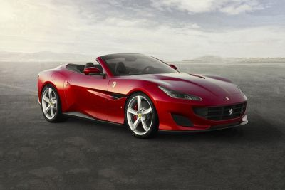 Ferrari Introduces the Portofino, Its Latest Supercar Masterpiece