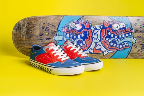 Geoff Rowley & pillowHeat Celebrate 20 years of the Rowley Pro With Vans Collaboration