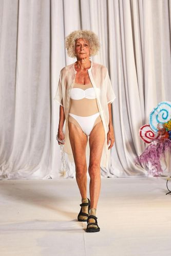 Older Models Who Ruled NYFW, Including One Badass 69-Year-Old