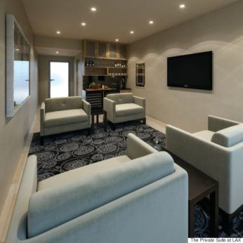 LAX Debuts Super-Luxe Suites for VIP Travelers