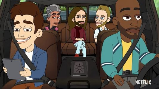 Get ready for Queer Eye's crossover with Big Mouth