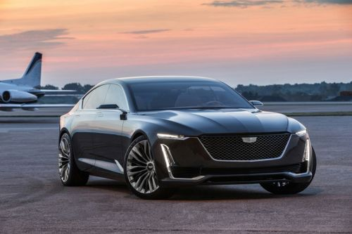 Cadillac Escala Concept Headed into Production